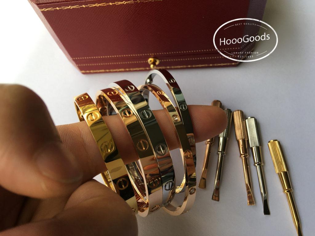Cartier LOVE Bracelet Small & Classic