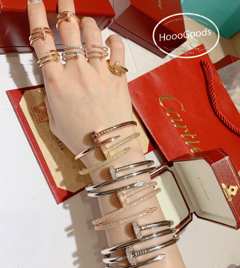 Cartier Juste un Clou Bracelets & rings