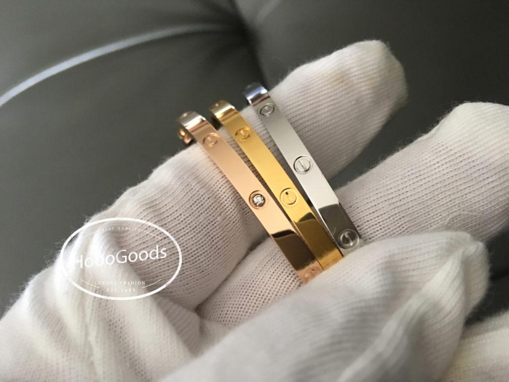Cartier Love Bracelet Thin / Small Model