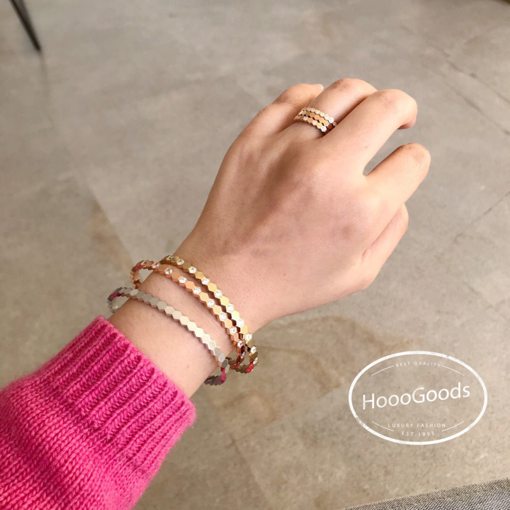 Stacking Ideas: Wearing Multiple Bee My Love bracelets