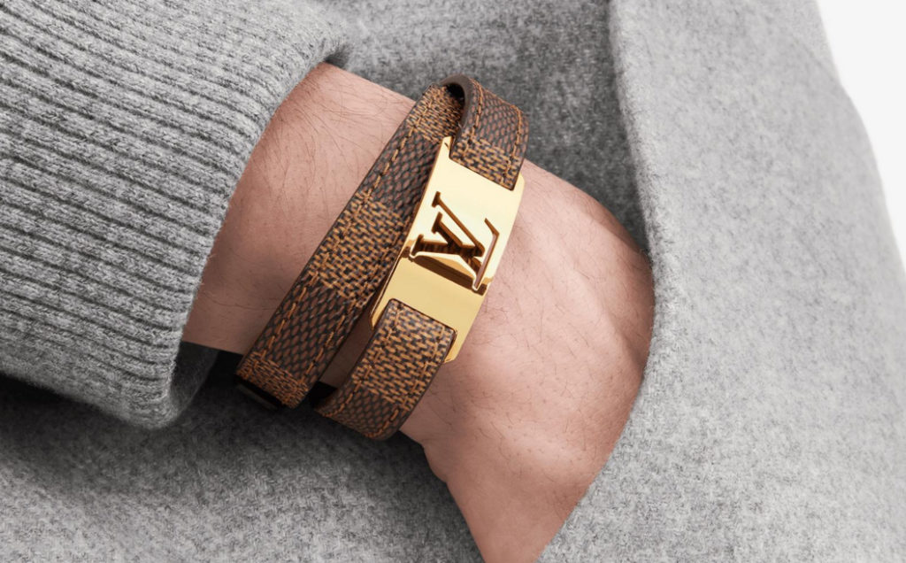Louis Vuitton Sign it Bracelet