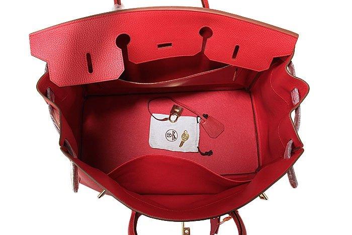 Hermes birkin 50 red