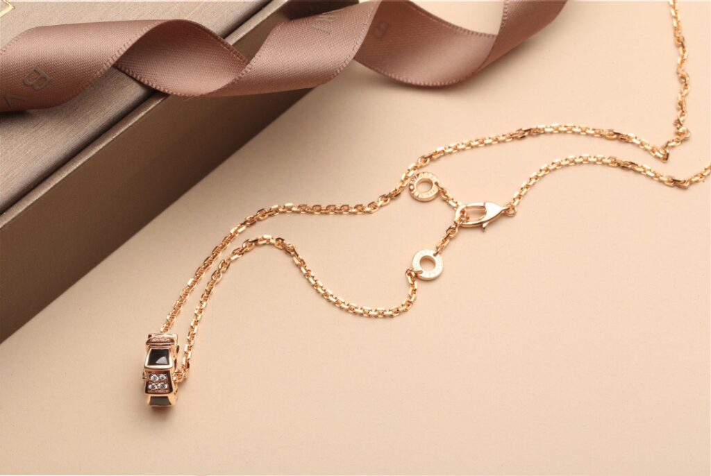 Bvlgari Serpenti necklace