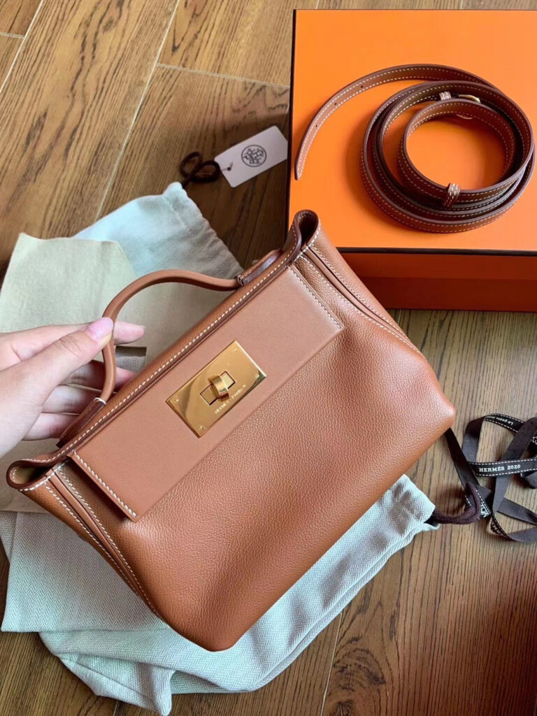 Hermes 24/24 Mini gold