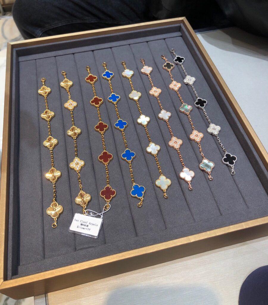 VCA Vintage Alhambra Bracelets
