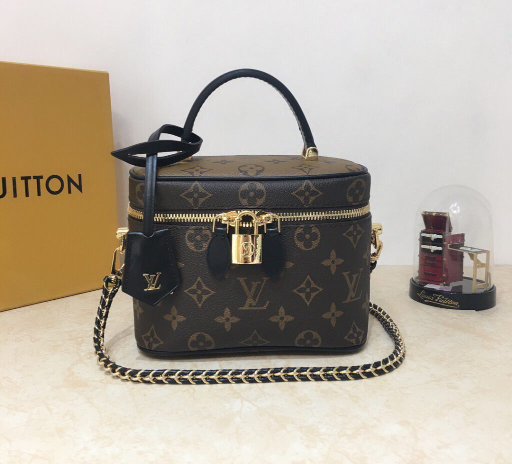 Louis Vuitton Vanity PM Monogram in Brown M45165