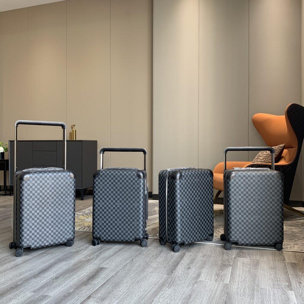 Louis Vuitton Luggage Horizon 50 Damier Graphite Canvas Grey N23210