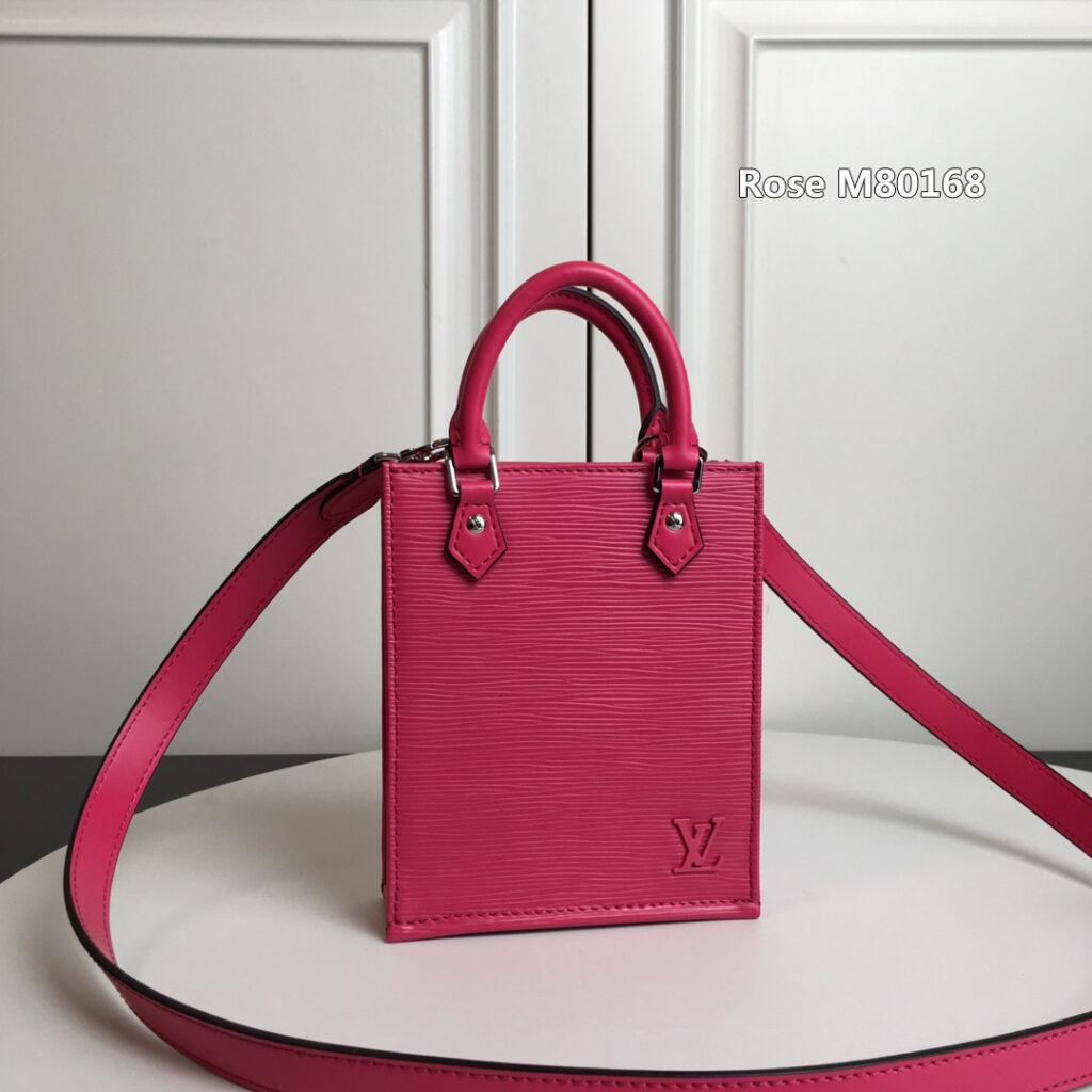 Louis Vuitton PETIT SAC PLAT Rose M80168